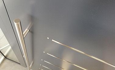 Tallin bejárati ajtó