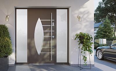 Athens bejárati ajtó