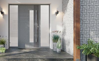 Aveiro bejárati ajtó