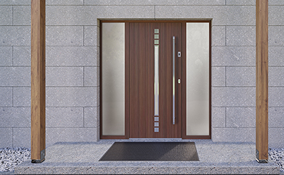 Bilbao bejárati ajtó